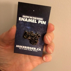 Snapshot: Cute pin!