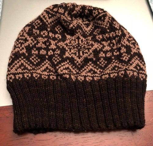 Native Winter Beanie
