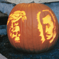 Hallowe'en Pumpkins: Top Ten Tuesday