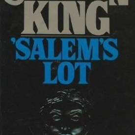 Book Cover: 'Salem's Lot by Stephen King