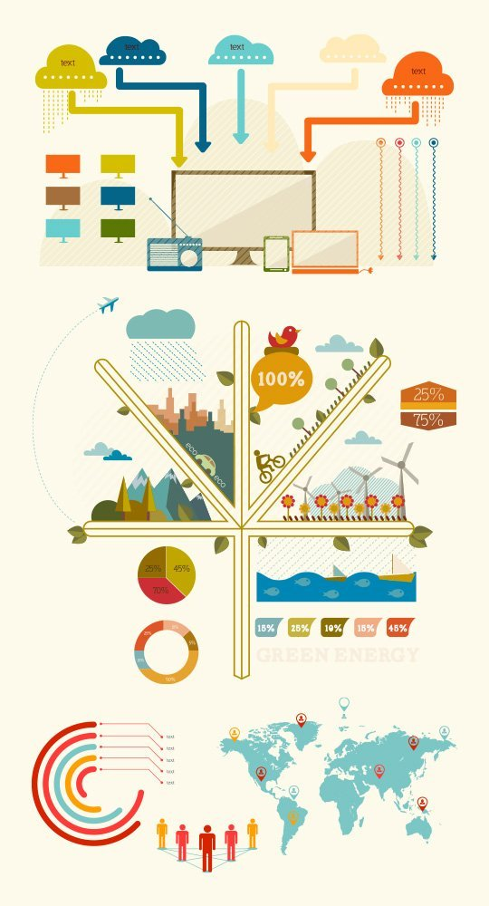 graphzilla-infographics-set
