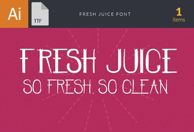 fonts-fresh-juice-small