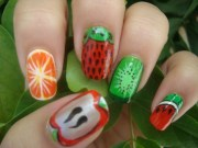 awesome summer nail design