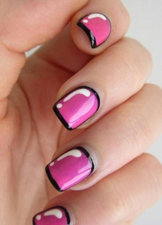 Amazing New Nail Art Design