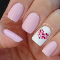 30 Simple And Easy Nail Art Ideas