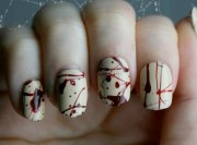 examples of funny nail art design