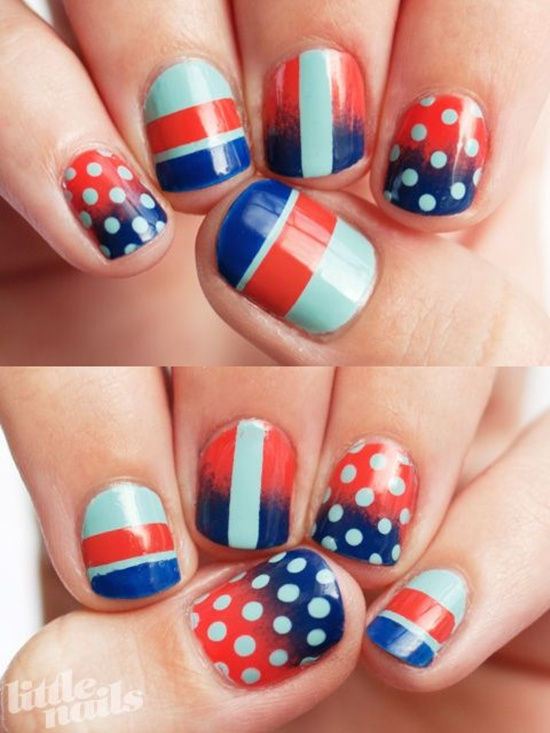 You Don T Need Popping Colors To Make A Grand Nail Art Design