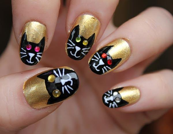 Easy Nail Art For Short Nails Beginners How You Can Do It At Home Pictures Designs The