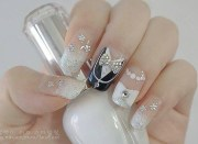 ultimate wedding nail art design