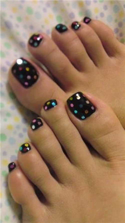 Cute Toe Nail Art 2