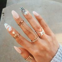 30 Must Try Almond Nail Designs
