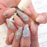 66 Amazing Acrylic Nail Designs That Are Totally in Season ...