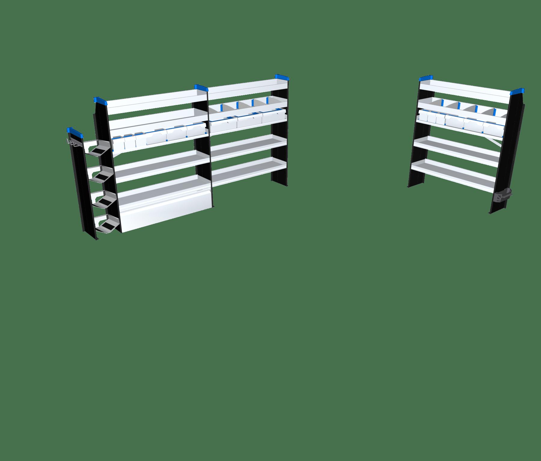 Sortimo By Knapheide Sprinter 170 Extended Wb High Roof