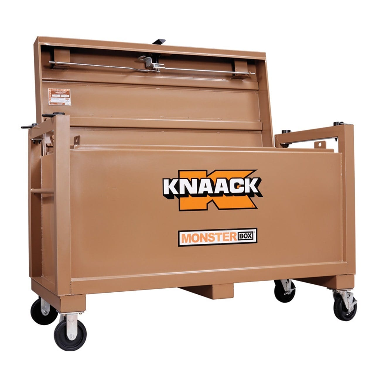 hight resolution of knaack manufacturing company monster box chest model 1010