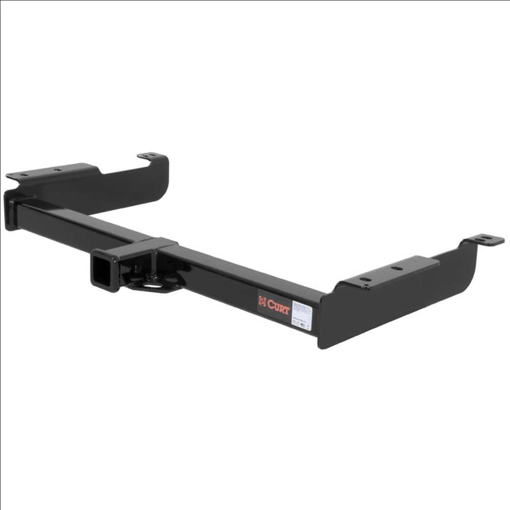 medium resolution of curt manufacturing class iii hitch 13040 for gm full size vans