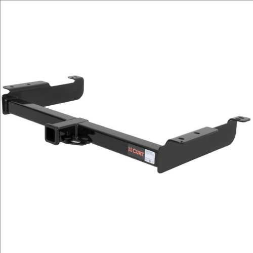 small resolution of curt manufacturing class iii hitch 13040 for gm full size vans