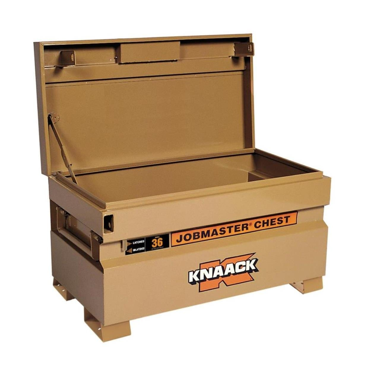 hight resolution of knaack manufacturing company jobmaster chest model 36