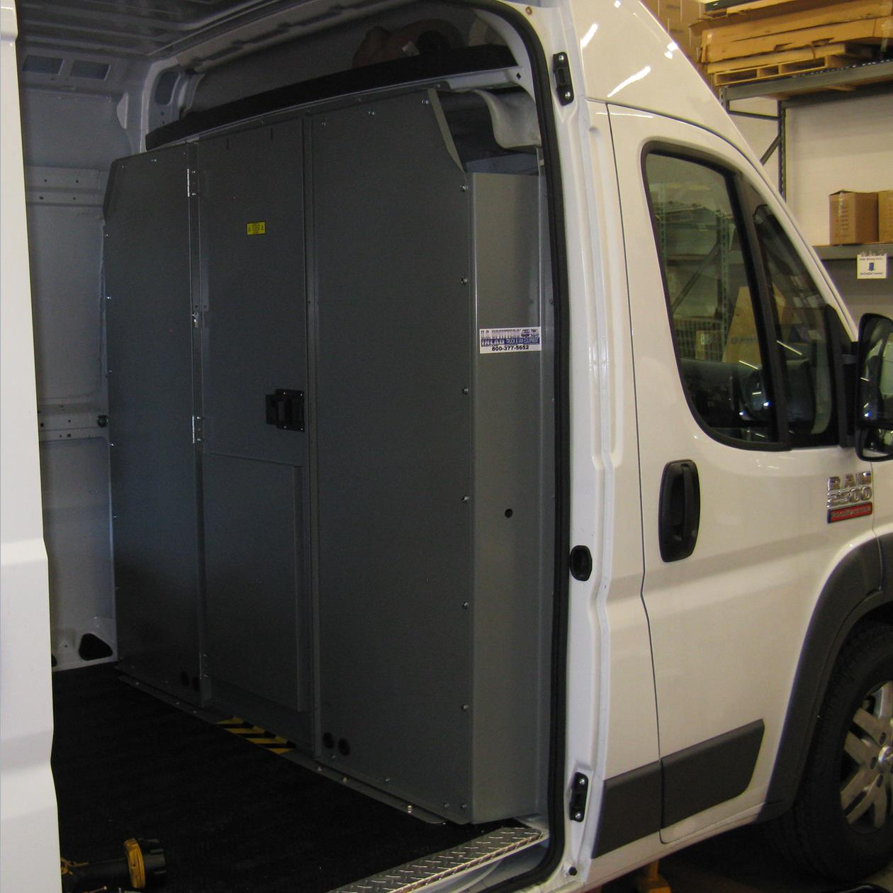 Ram Promaster Partition By Adrian Steel S1m1c1pm U S