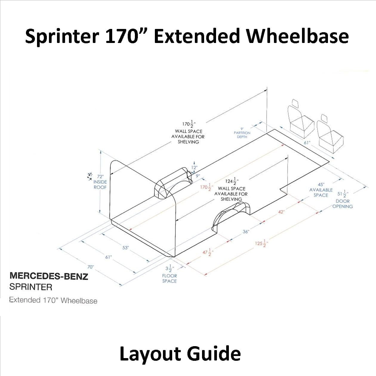 Sprinter Layout Guide 170 Extended Wb