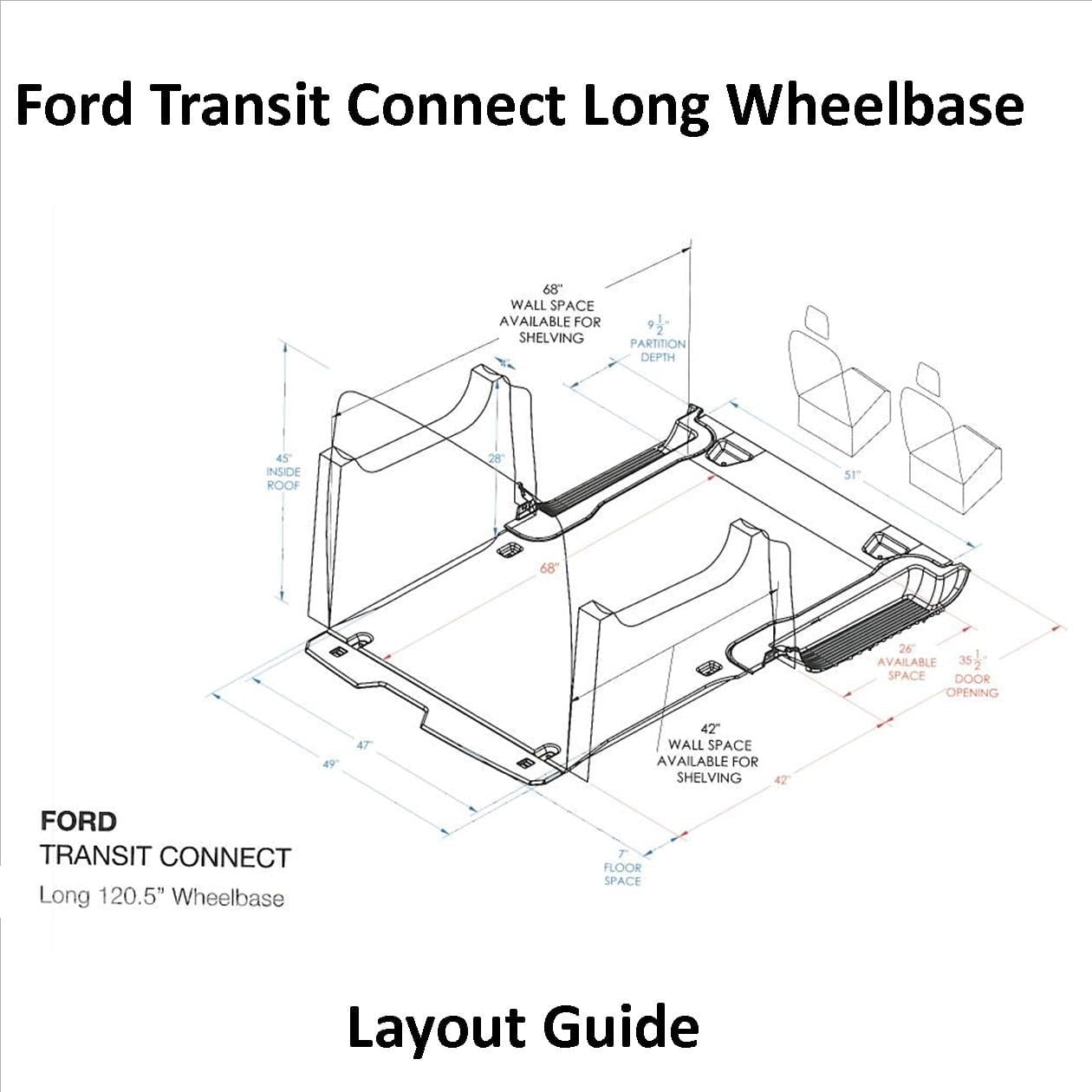 Ford Transit Connect Lwb Interior Dimensions