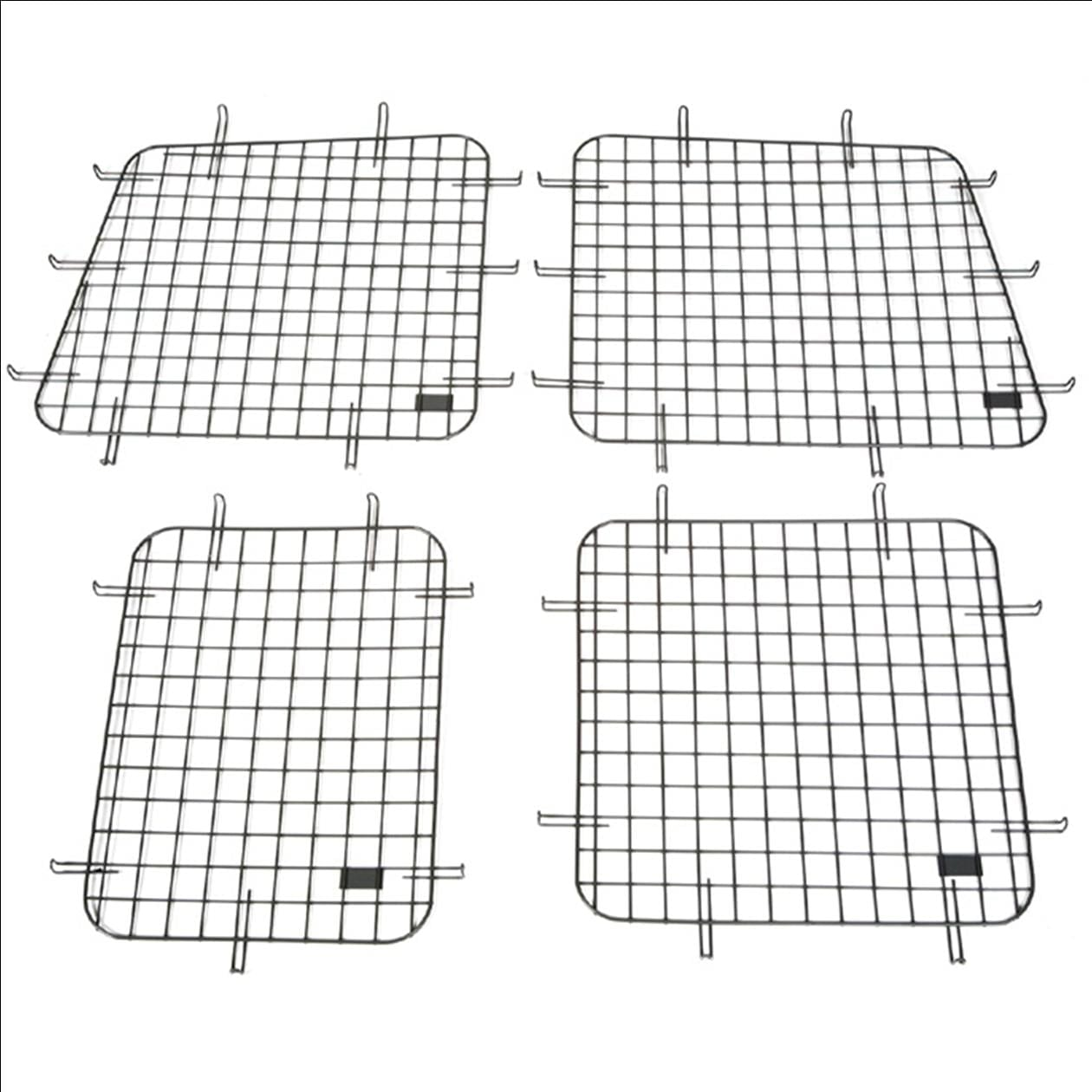 Adrian Steel Complete Wire Window Screen Kit for Mercedes