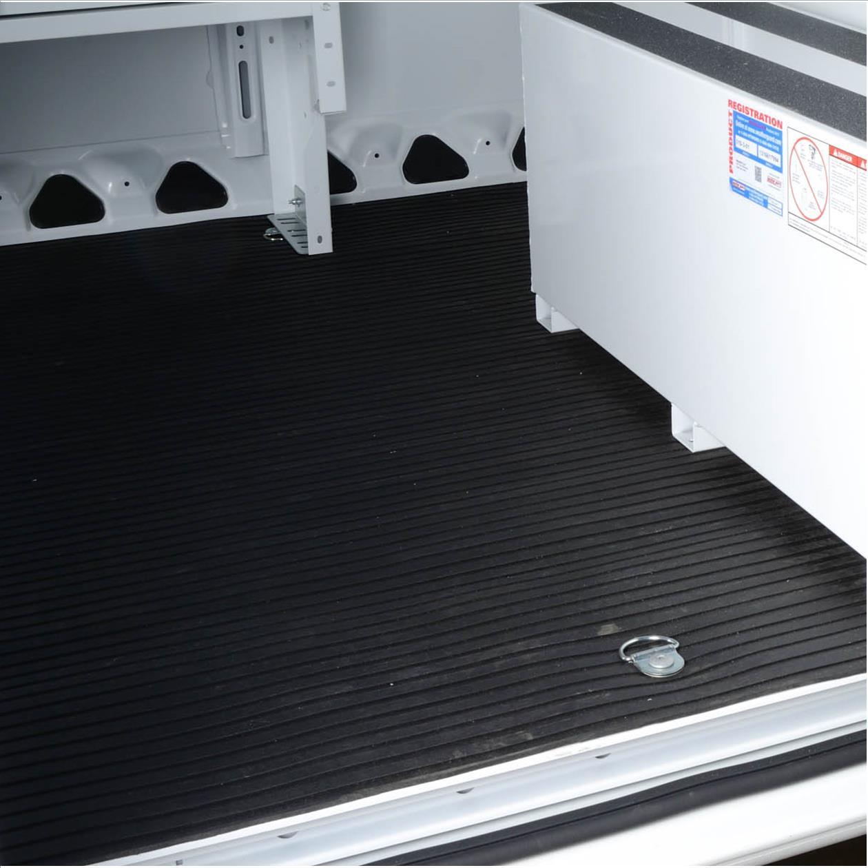 Eagle Rubber Floor Mats for Dodge RAM ProMaster  US
