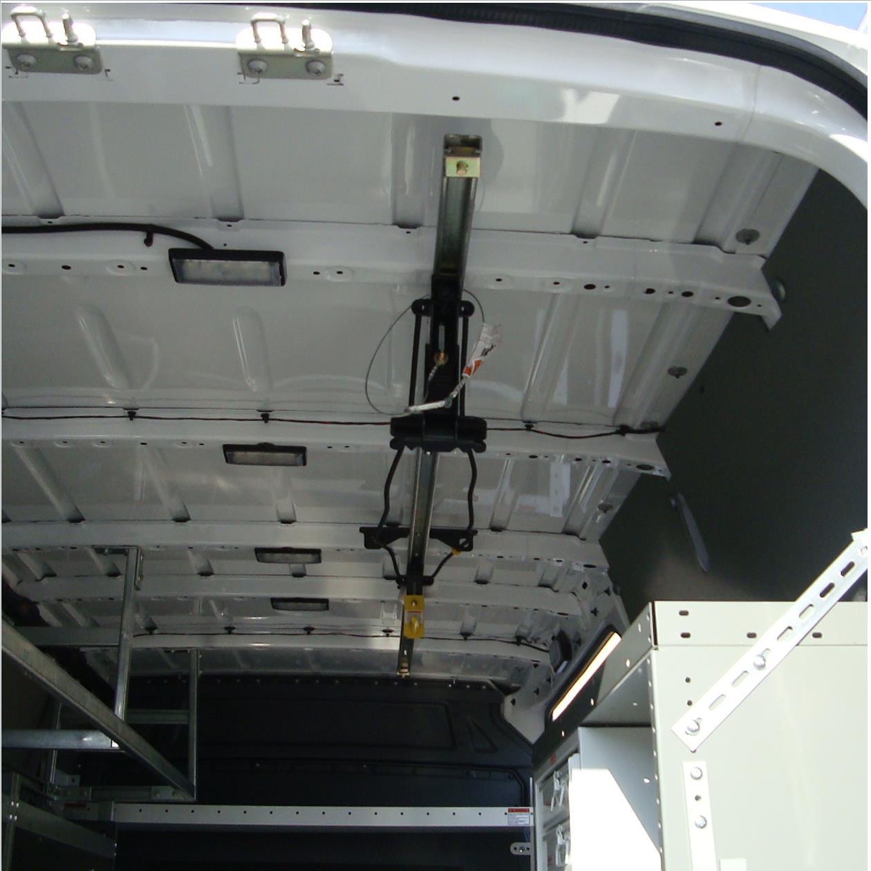 jet rack step ladder storage system model 800