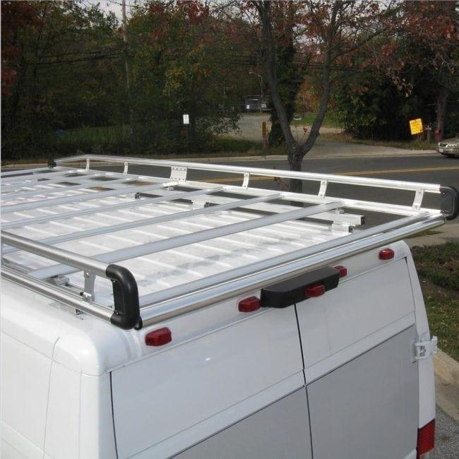 alurack for dodge ram promaster 136 wb low roof van ar1418