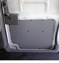 penda van panels nissan nv van liner kit [ 1260 x 1260 Pixel ]