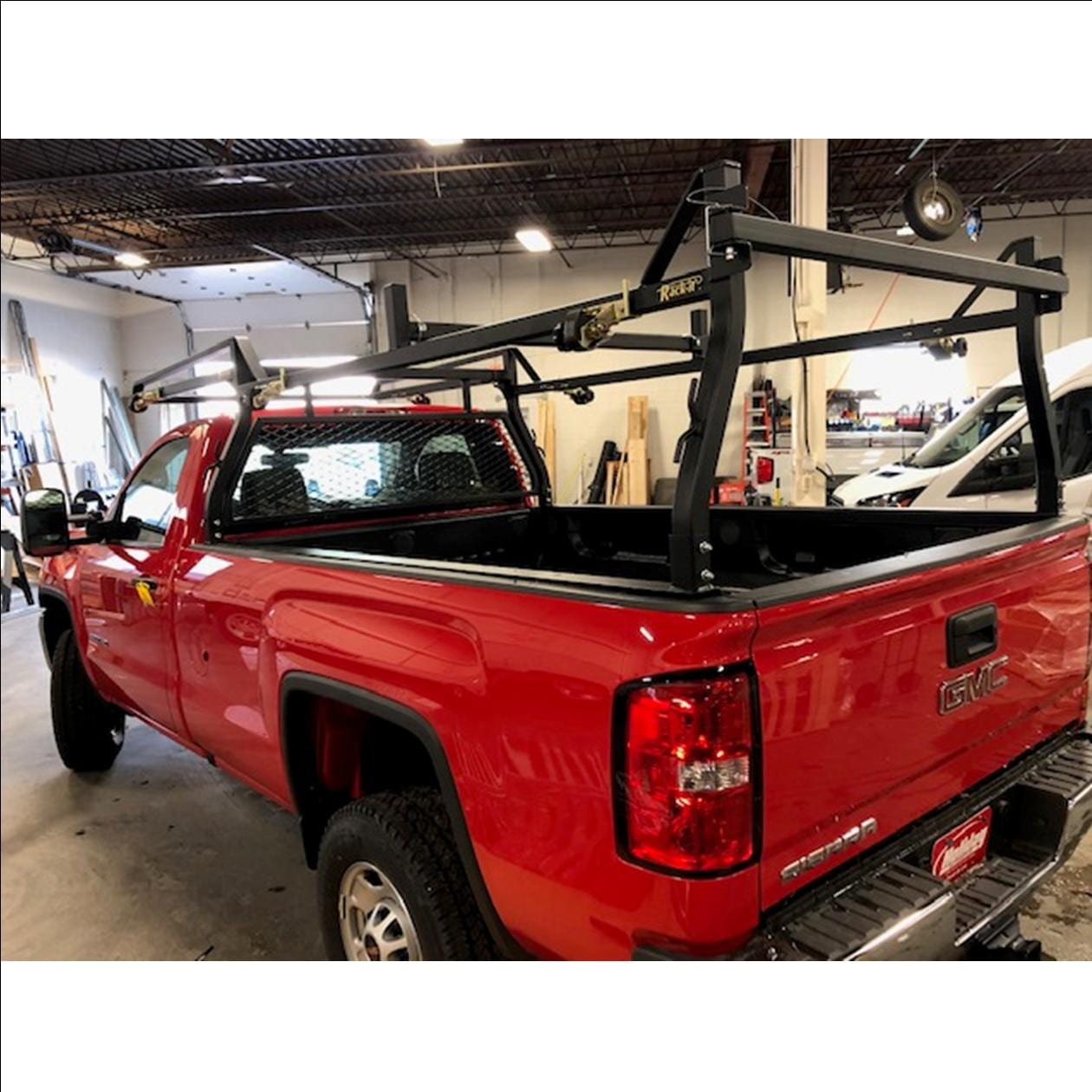 hight resolution of rack it inc rack it inc hd forklift loadable rack for gm silverado sierra long bed extended cab