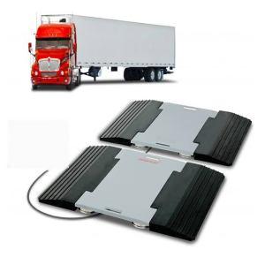 Calibración y Certificación de balanzas de Camión