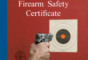 Firearm Safety Certificate
