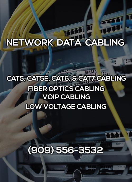 small resolution of network data cabling in adelanto ca