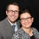 Adam and Sharon Pierce