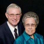 Richard and Joyce Pierce