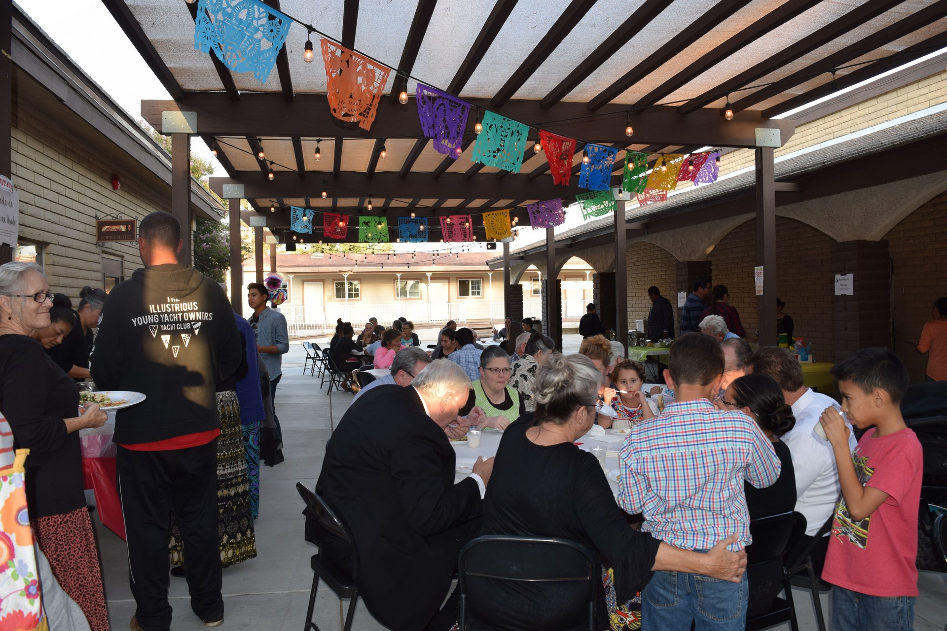 Spanish Missions Fundraiser   August 27