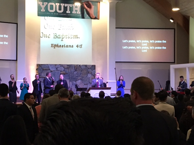 Youth Connect   June 16-17