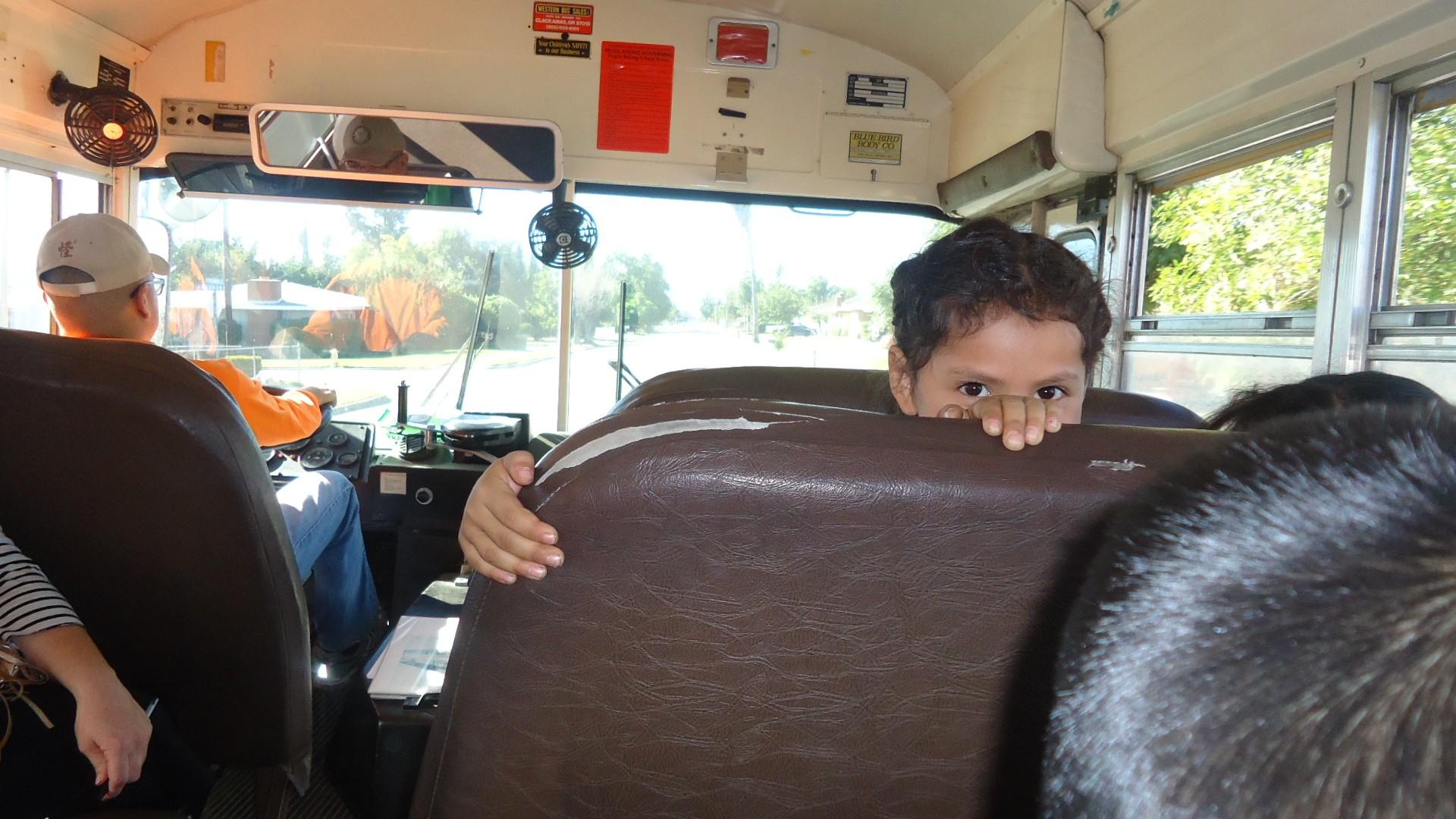 Sunday School & Bus Ministry   September 18