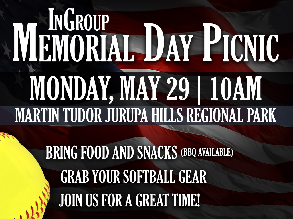 May 29, 2017 | InGroup Memorial Day Picnic