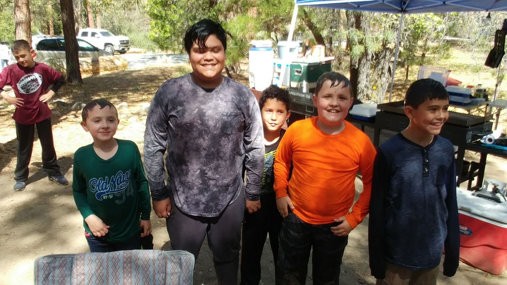 Men and Boys Campout | June 1-3, 2018