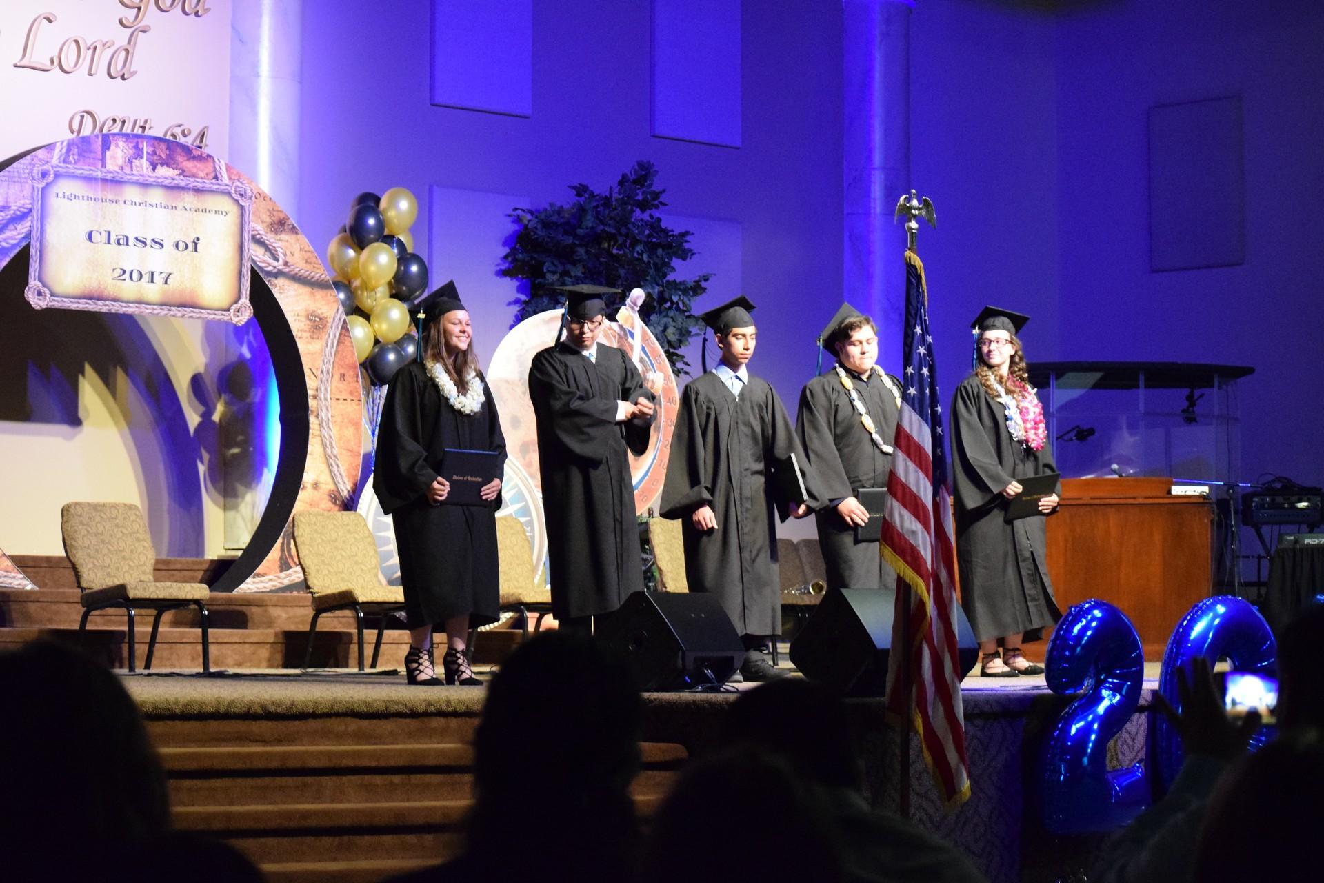LCA Graduation | May 26, 2017