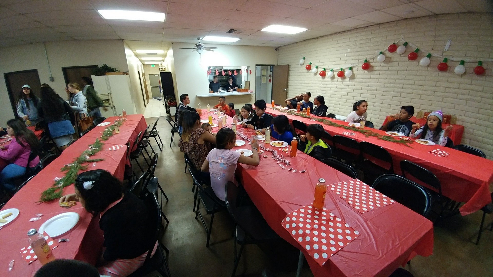 Bus Christmas Party   December 16, 2017