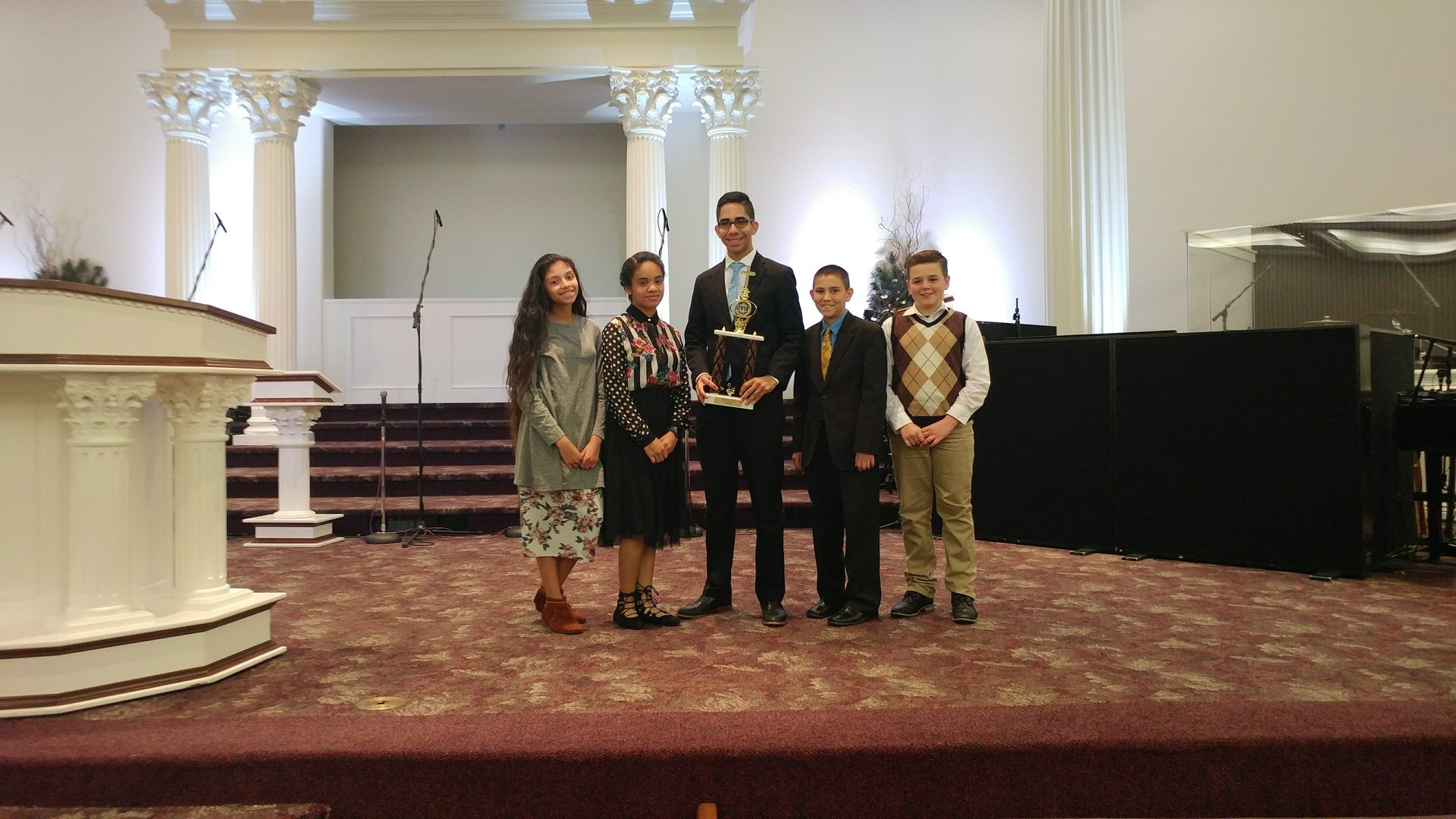 2018-04-28 | Bible Quizzing Tournament in Bakersfield