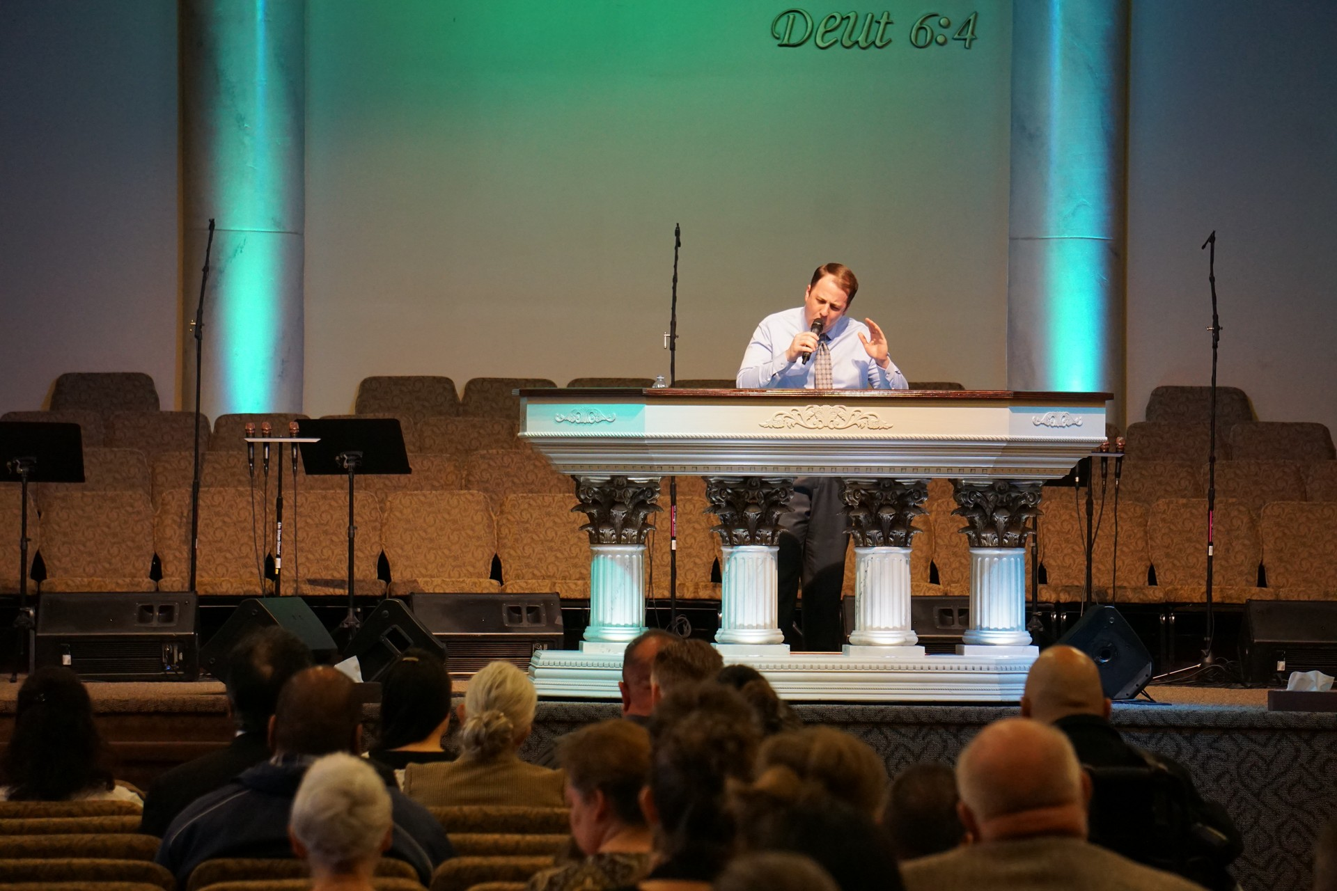 2018-02-18   Revival services with Rev. Andrew Howard