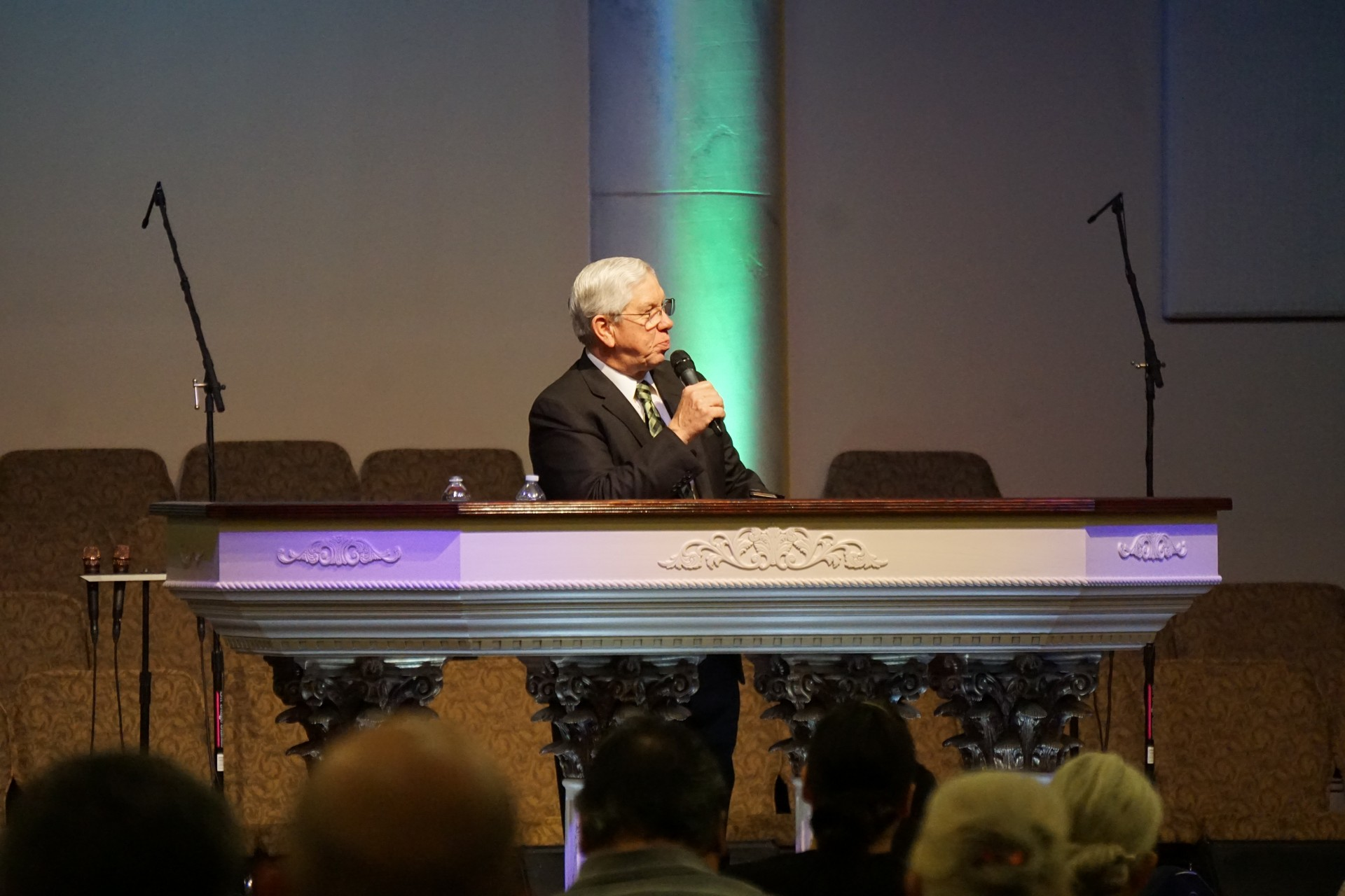 2018-02-28   Services with Pastor Gary Howard