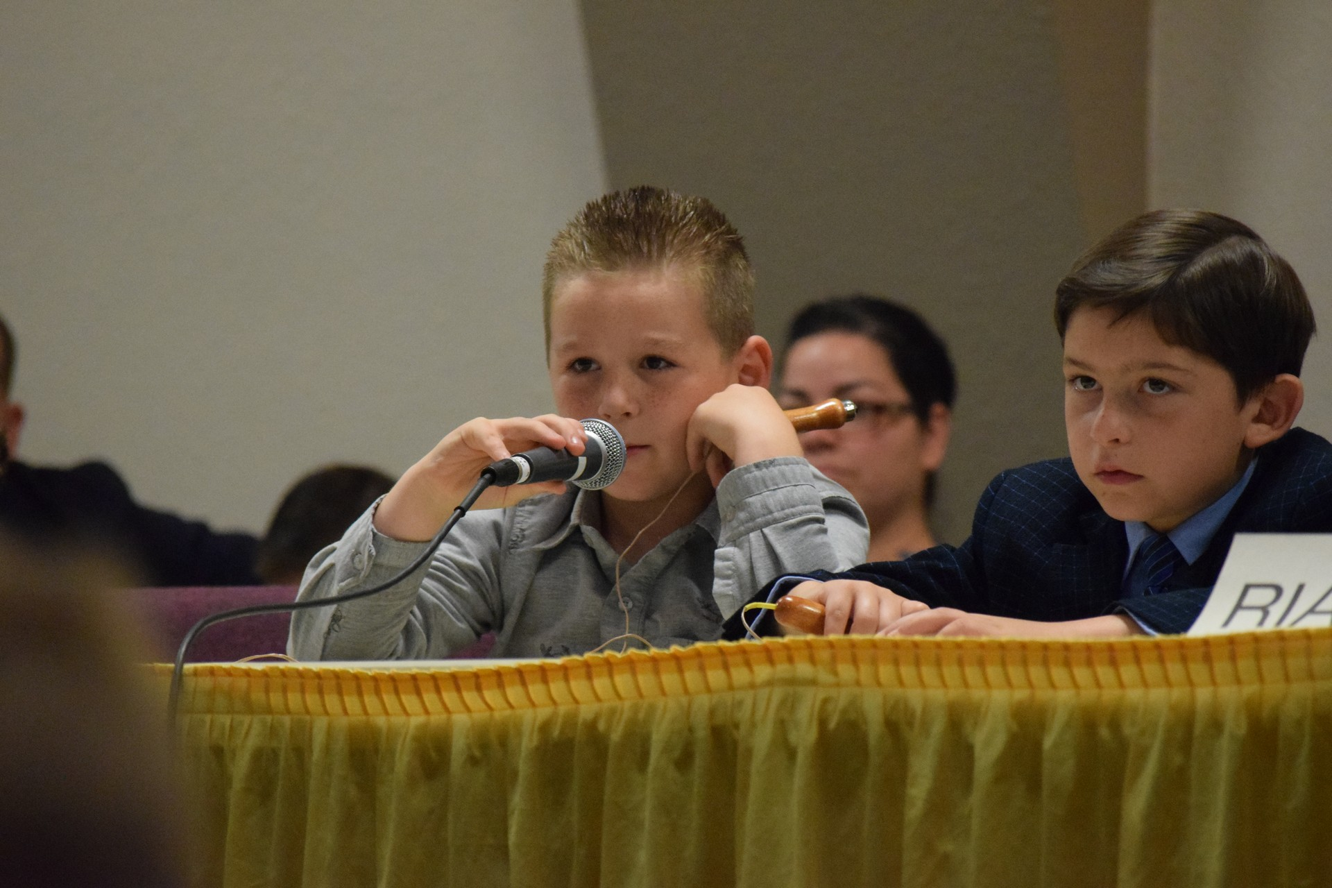 Bible Quizzing Finals | June 8-9, 2018