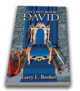 The Second Book of David Audiobook (MP3 CD)