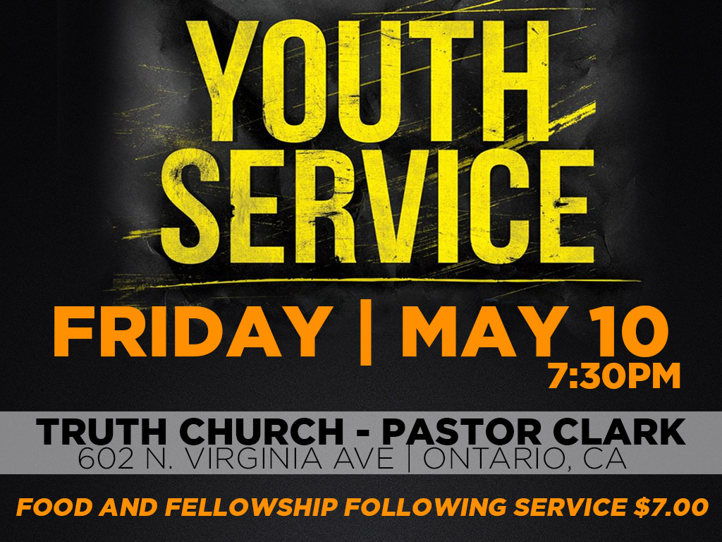 Ontario Youth Service | May 10, 2019