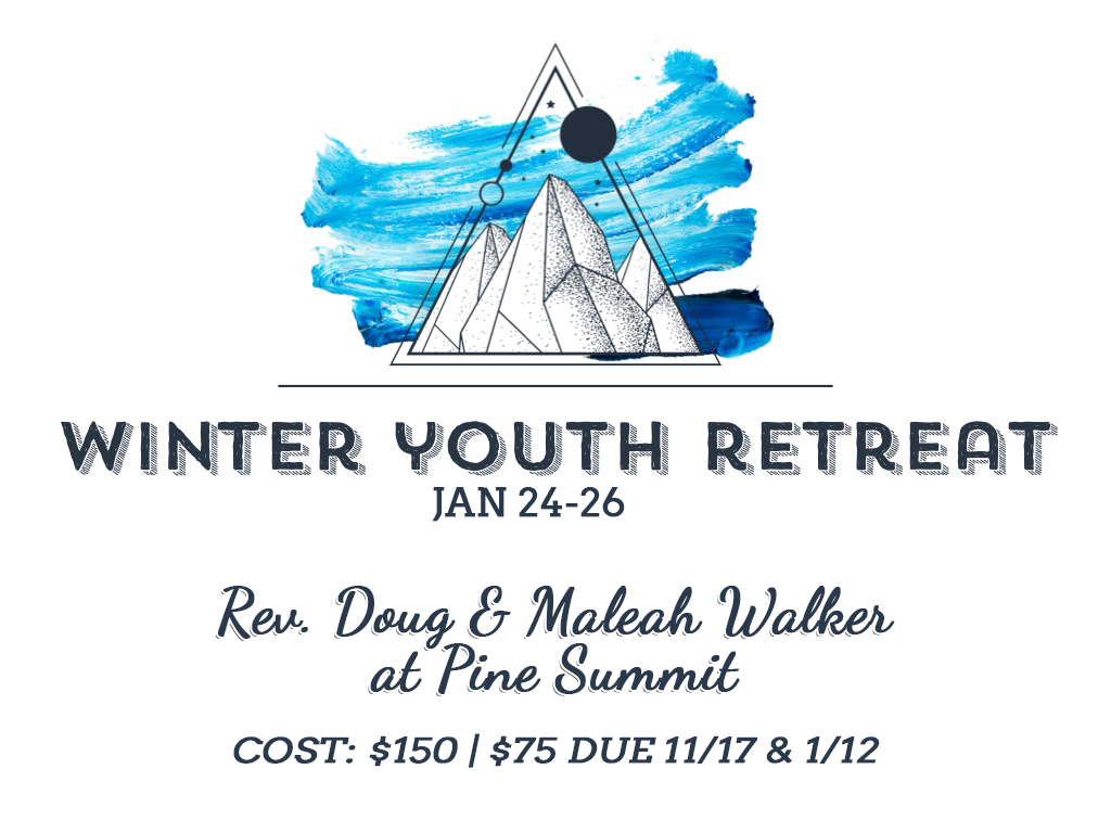 Winter Retreat | January 24, 2020