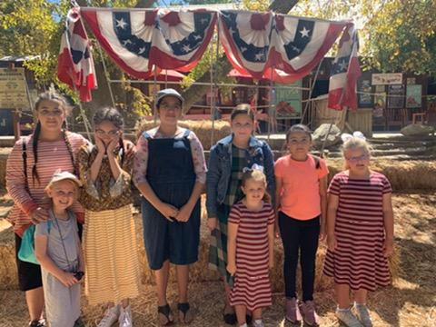 Daughters of Zion Riley's Farm Trip | Sep 7, 2019